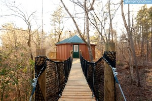 Luxury Tree House Getaways near Atlanta, Georgia