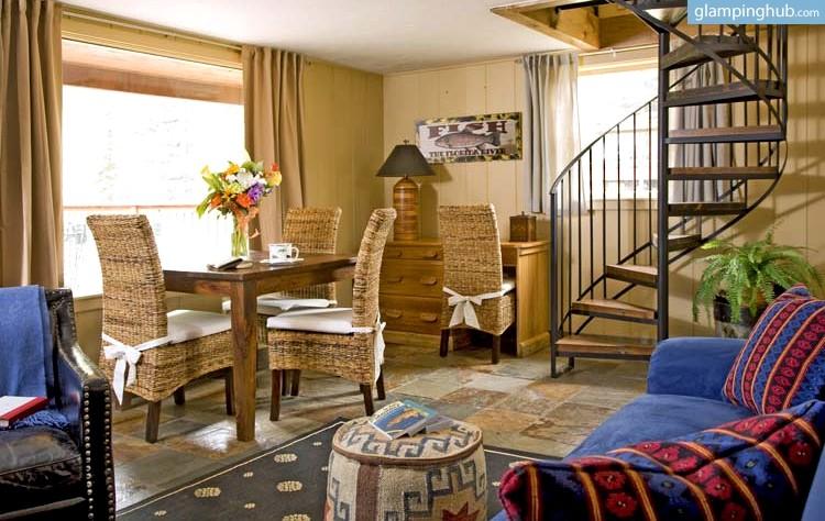 Luxury cabin in durango colorado for Cabins to stay in durango colorado