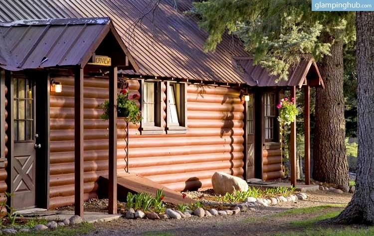 Rustic log cabin in durango colorado for Cabins to stay in durango colorado