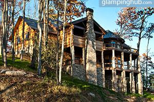 Spacious Luxury Cabin with the Most Beautiful Views in Nantahala National Forest