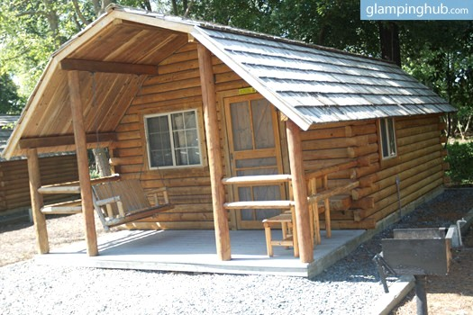 camping cabins in north carolina