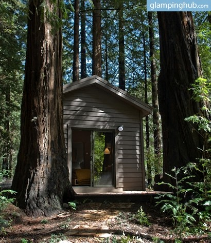 Cabin For Couples In Big Sur California