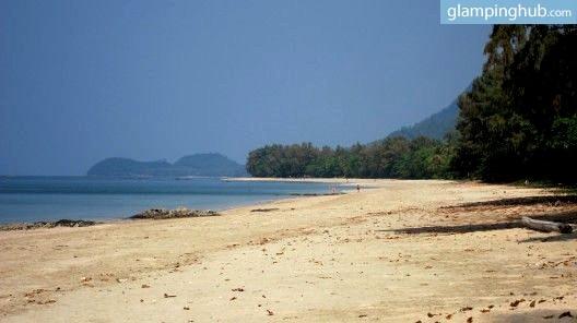 Thailand Bungalow Island Beach Glamping Thailand Beach