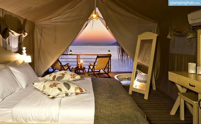 Exclusive Safari Tents Mediterranean Turkey Glamping Turkey
