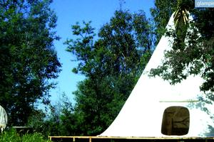 Gorgeous, Off-The-Grid Tipis in Central Portugal