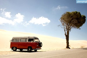 Classic Campervans in Southern Spain