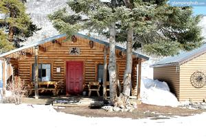 Romantic cabin rentals near denver for Cabin rentals near denver colorado