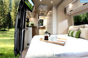 Luxury RVs for the Great American West, Nevada