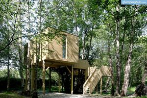Tree Houses for Rent in Galicia, Spain