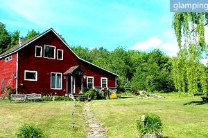 Beautiful Converted Barn Tucked Away on Private Land in Vermont