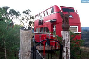 Alternative London Bus Accommodation in New South Wales, Australia