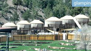 Yurts for the Adventurous at Heart Concert Lovers, Colorado