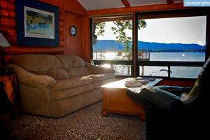 Lakefront Cabin with Dock & Beach in Lake George, Upstate New York