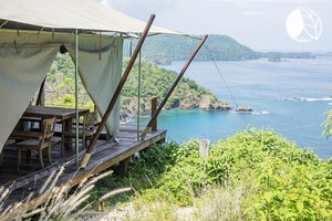 All inclusive Luxury Safari Tents with Secluded Beaches on Papagayo Golf Coast, Costa Rica