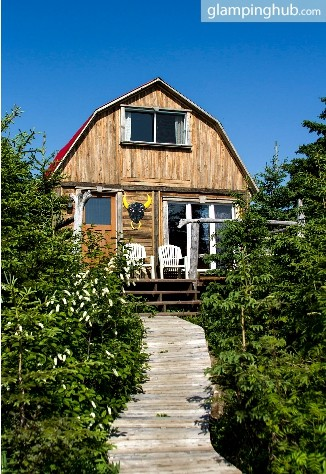 Cabin rental in quebec for Cabin rentals in montreal canada