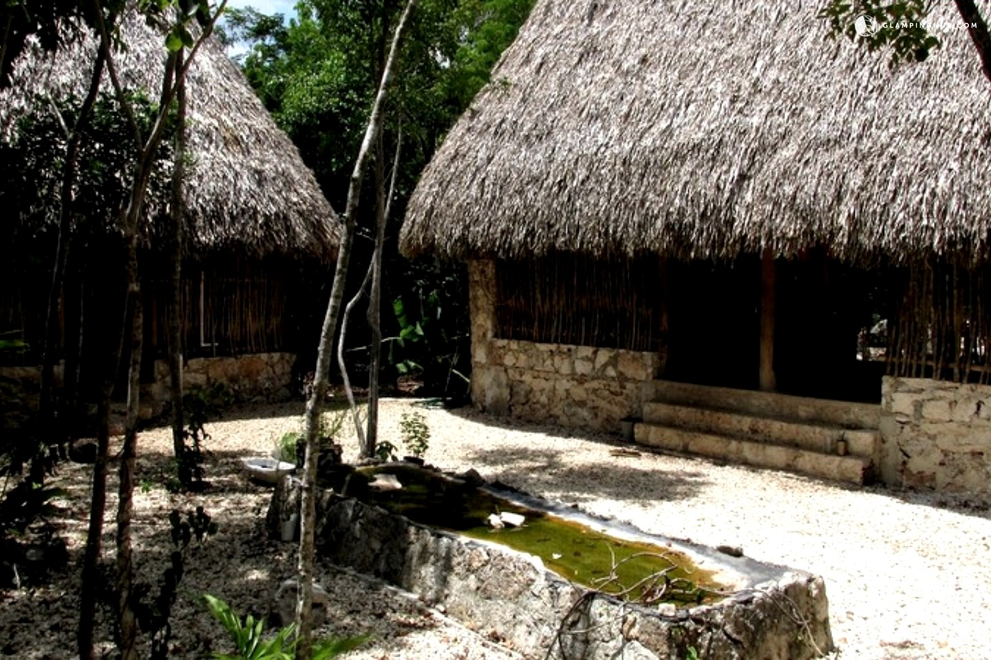 Glamping Hut Mexico