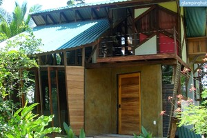 Charismatic Cabin Nestled Between the Beach and Jungle, Costa Rica