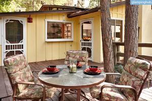 Charming Cabin with Deck and Hot Tub, California
