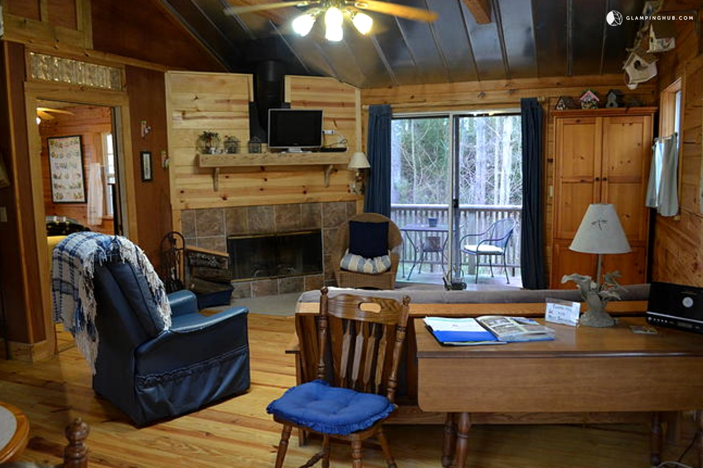 Log cabin rental near asheville north carolina for Asheville nc luxury cabin rentals