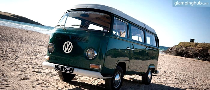Gorran United Kingdom  city photos gallery : Vintage Campervan Rentals in Cornwall | Glamping in the UK