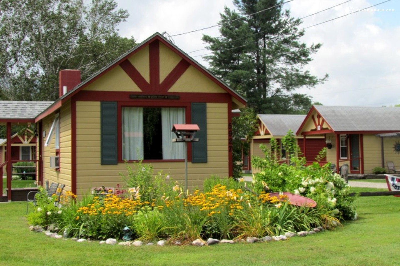 Luxury cabins vermont for Cozy cabins rentals