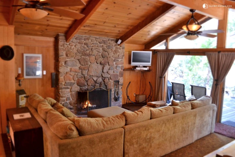 Luxury Cabin Idyllwild California