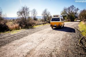 Discover the West Coast from a Mobile Vintage Campervan in Portland, Oregon