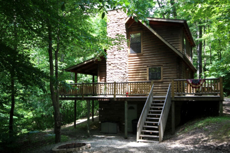 Luxury Cabin Ohio
