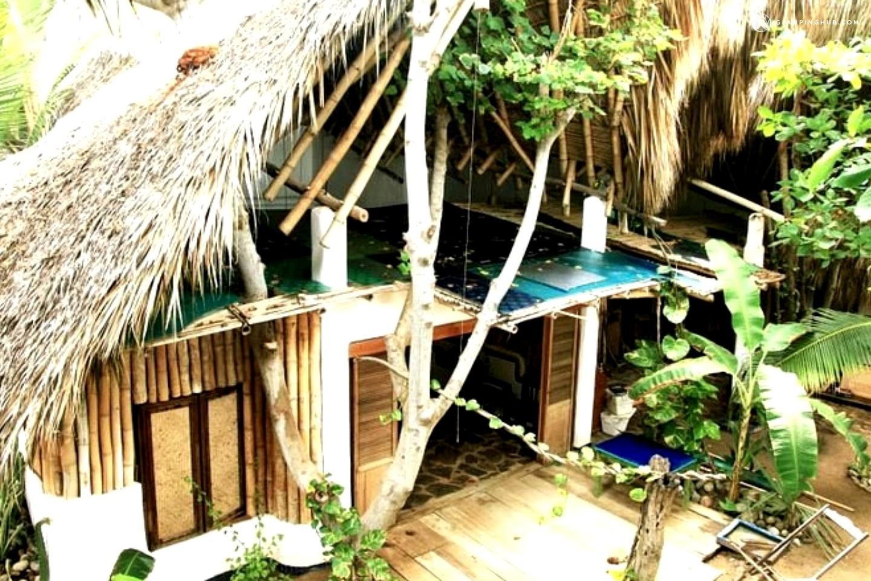 Lujosas caba as ecol gicas en oxaca glamping mexico - Cabanas en la playa ...