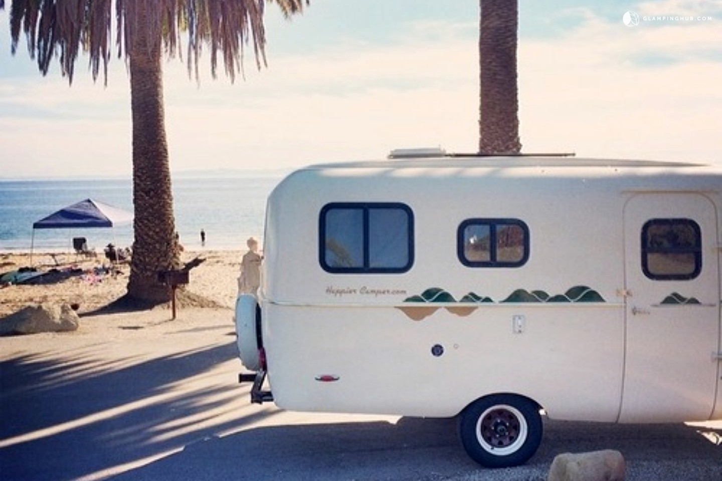 Photo of Eco-Friendly Ultra Lightweight Travel Camper, Southern California
