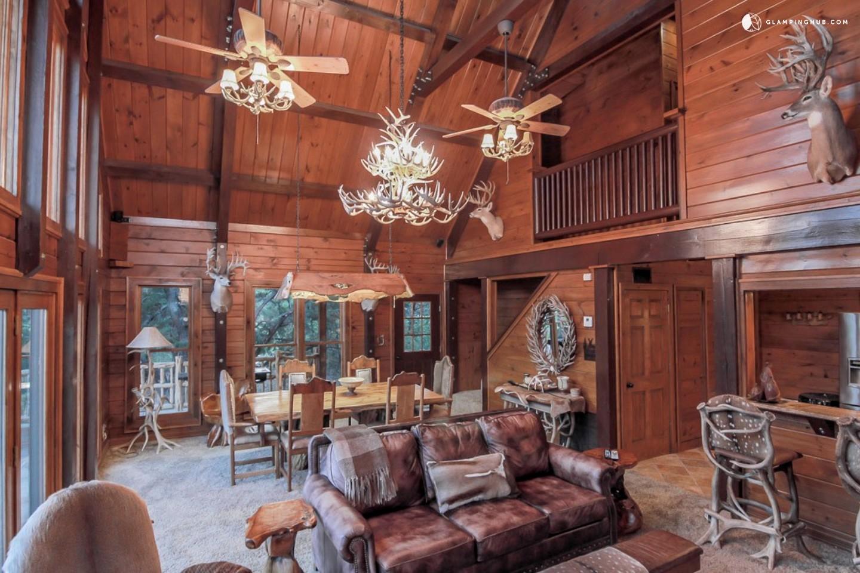 Luxury Ranch Cabin Texas