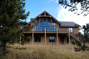 Family-Friendly Cabin Rental with Lone Peak Views in Big Sky