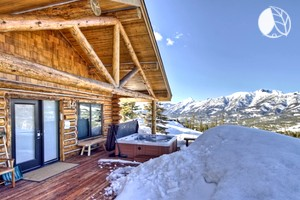 Family-Friendly Cabin with Ski Access in Montana