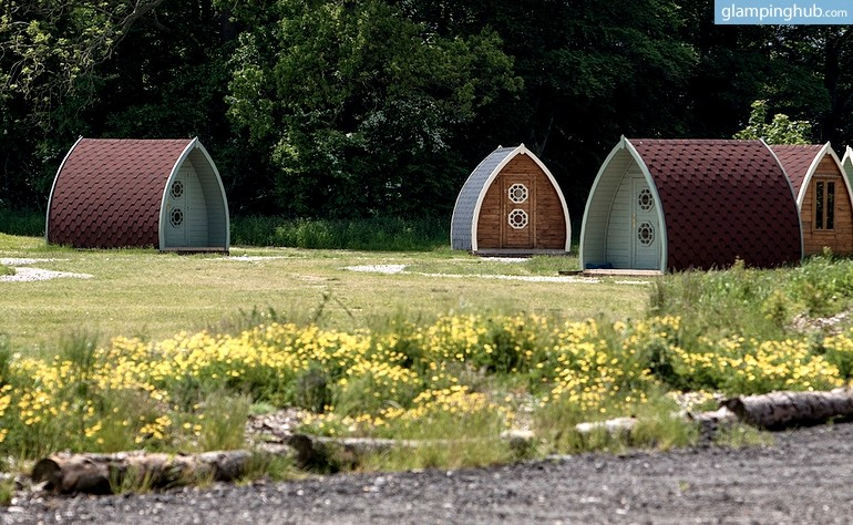 Family Friendly Glamping Pods In The Uk Luxury Eco Pod