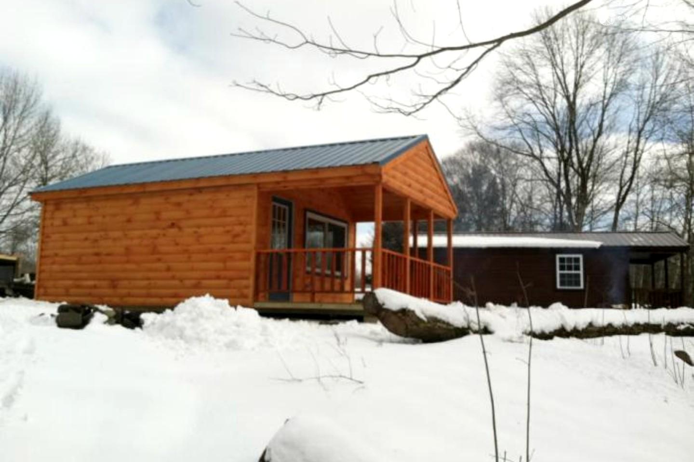 Romantic cabin getaway near syracuse upstate new york for Upstate new york cabin
