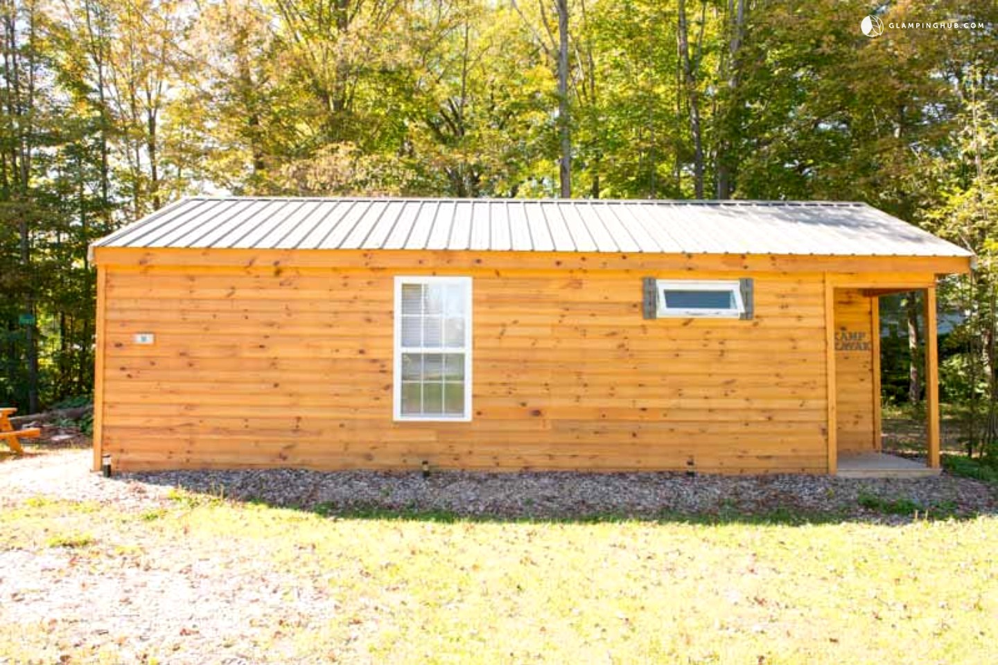 New York Albany Cabin Rental In The Woods