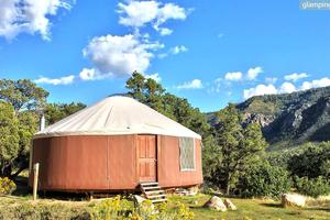 Fully-Equipped Yurt Nestled in Unaweep Canyon, Colorado