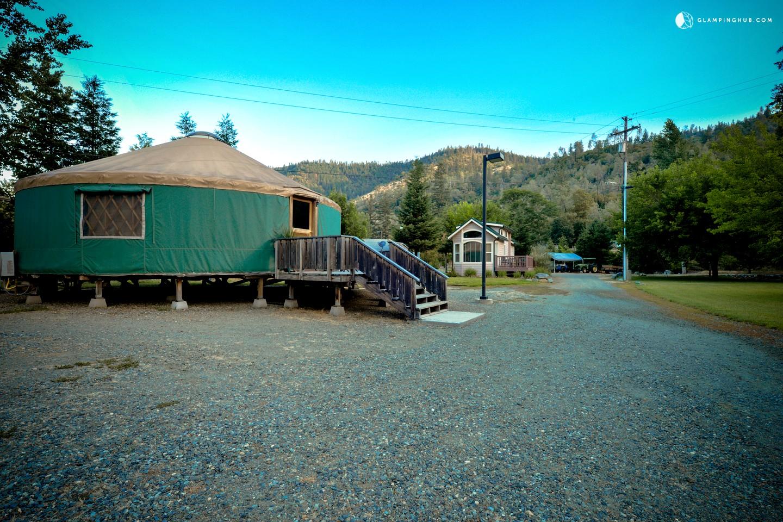 Yurt Rental Northern California Camping Yurt California Glamping