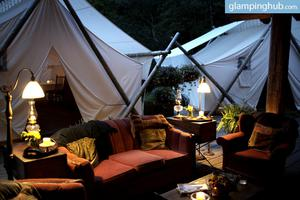 Incredible Glamping Tents Near Vail, Colorado, Offer Unforgettable Outdoor Experience