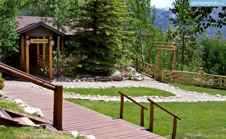 Large cabin rental near rocky mountain national park for Mountain cabin rentals colorado