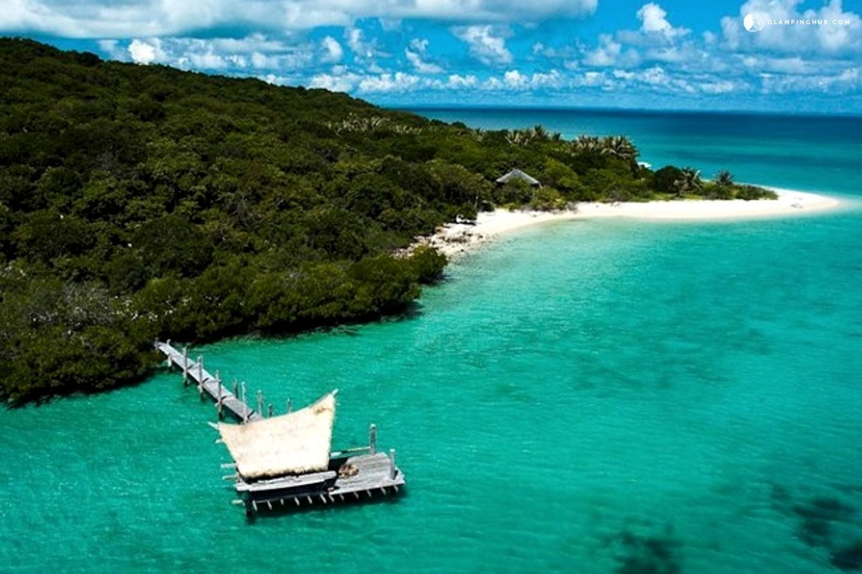 Luxury Camping Villa Queensland