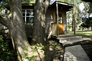 Historic One-Room Cabin near Ocala National Forest in Central Florida