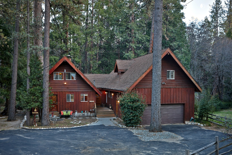 luxury vacation rental in idyllwild california