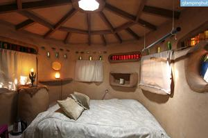 Unique Glamping Huts Near San Francisco, California