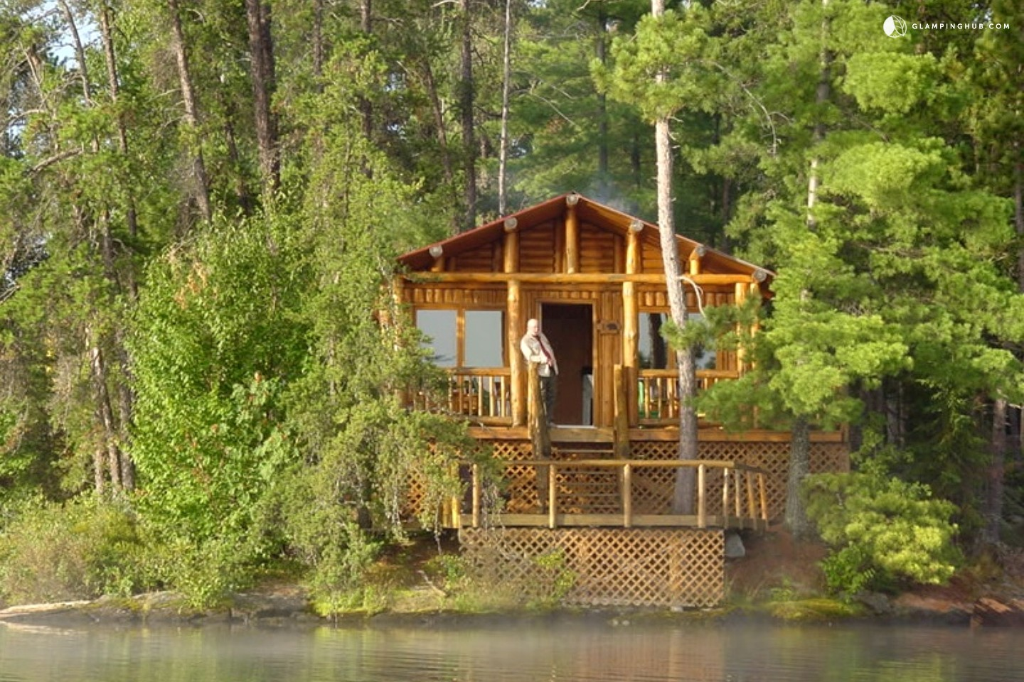 Fishing cabin rental in northern ontario for Fishing cabin rentals