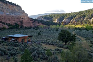 Remote Cabin Without Distractions in Chama Wilderness, New Mexico