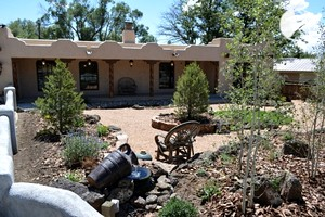 Southwestern Charm at Luxury Camping Rental with Private Hot Tub in Taos