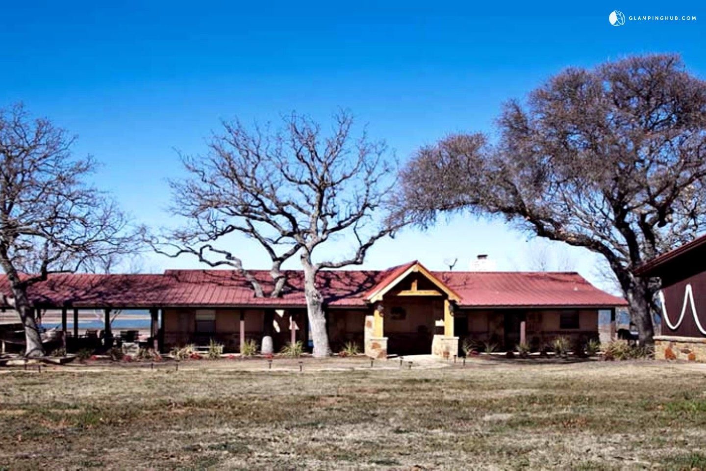 Large Cabin For Corporate Retreats In Texas