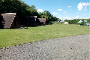 Unique A-Frame Pod Vacation Rentals near Edinburgh
