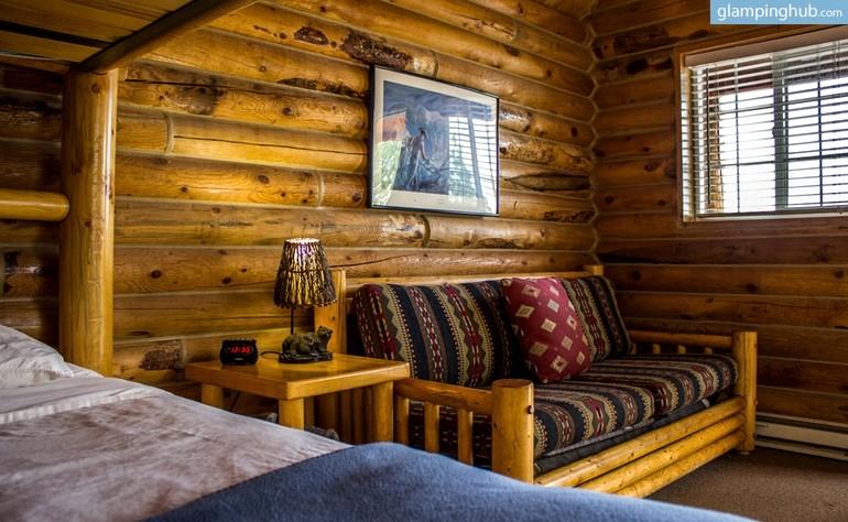 Luxury log cabins utah for Log cabins in utah